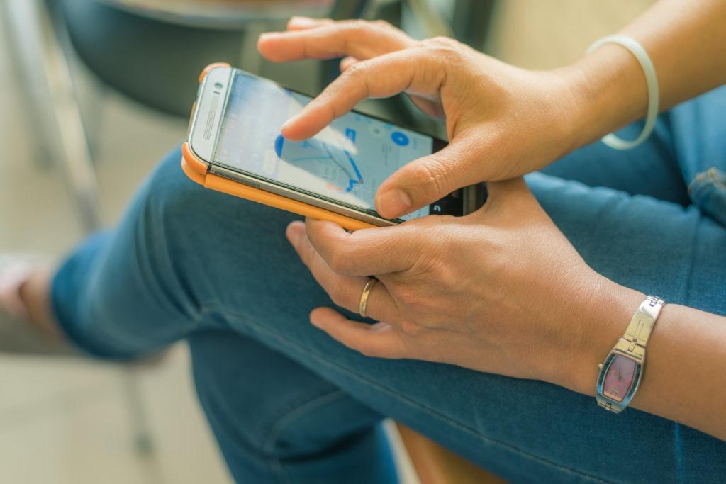 Namierzanie telefonu z Android